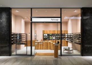 Aesop Shop. Fachada. Torafu Arquitects.